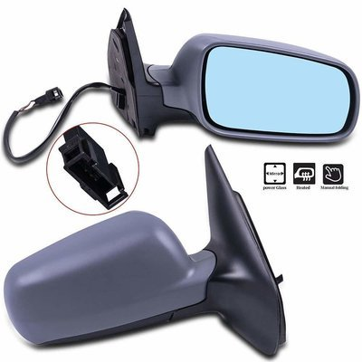 PMW SCITOO Pair Door Mirrors for 1999-2006 VW