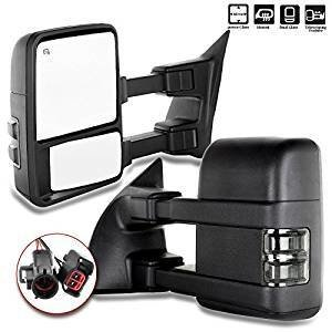 Mack up Mirrors For Ford High Performance Automotive Exterior Mirrors for 1999-2002 F250 F350 F450 F550