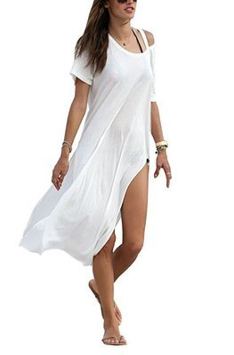 Swimwear Bikini Cover Qin.Orianna Women's Baggy