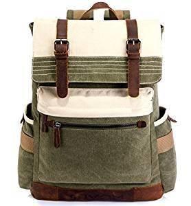 Cool up Vintage School Backpack