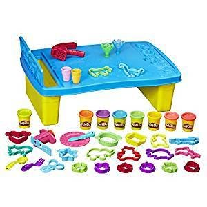 Educate Play-Doh on Table, Arts & Crafts, Activity Table, Ages( 3 and up)