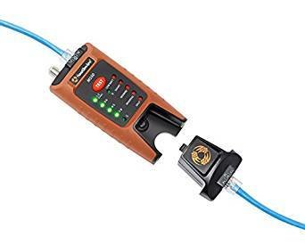 Tester for Data & Coax Cables