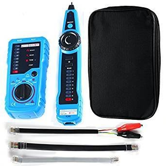 Multifunction Cable Tester for Ethernet Network