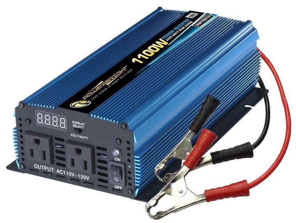 Best Inverter 1100 Watt 12 Volt DC To 110 Volt AC