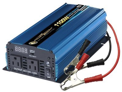 Best Inverter 1100 Watt 12 Volt DC To 110 Volt AC