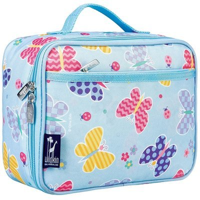 Safe Kids Butterly Garden Lunch Box