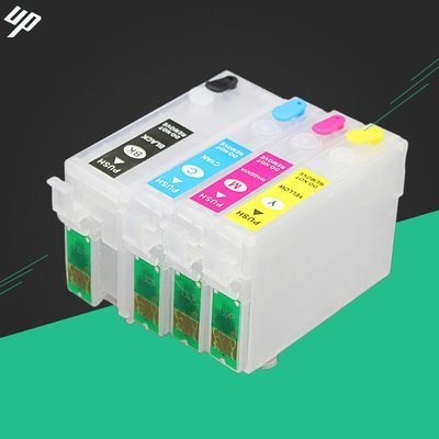 Tool  Printer T1271 127 XL Refillable ink cartridge 127xl( pack of 5)