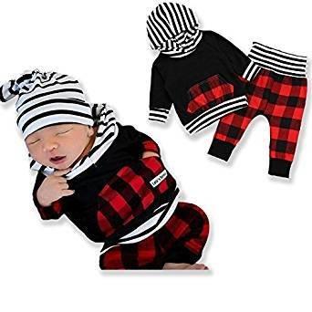 Warmly Newborn Baby Boy Girl 2pcs