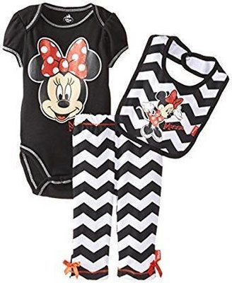 Class Baby Girls' Minnie Mouse 3 Piece
