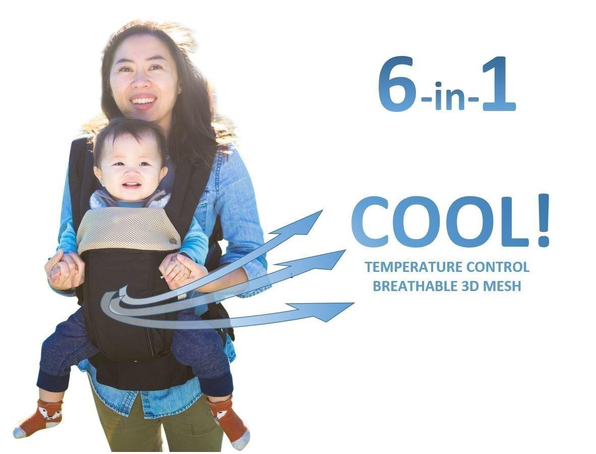 Best (360) Ergonomic Baby Carrier