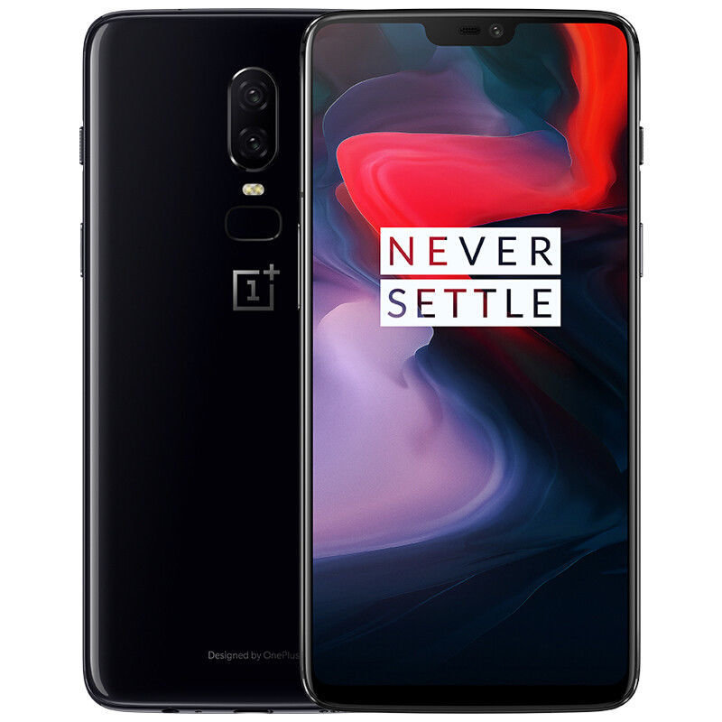 OnePlus  Mobile Phone Android 8.1 Snapdragon 845 4G LTE 6GB/8GB RAM
