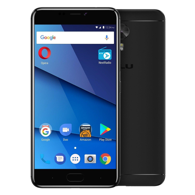 "BLU VIVO 8-5.5"" Full HD, 4G LTE Smartphone -64GB + 4GB"