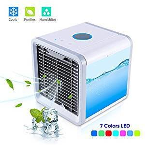 NovoGifts Personal Space Air cooler Conditioner and Humidifier