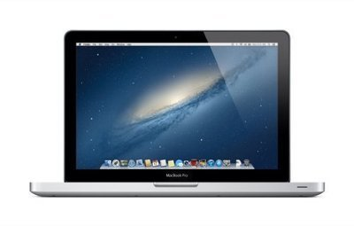 Apple MacBook Pro Laptop (2.5Ghz, 4GB RAM, 500GB HD) (Certified Refurbished)
