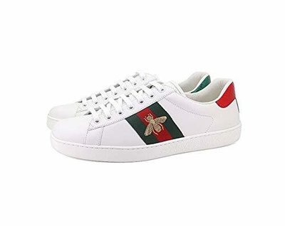 Like Gucci Women's Shoes bee Embroidery Sports Shoes Small White Shoes