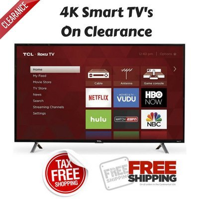 Smart TV 49 inch Led  TV with WIFI