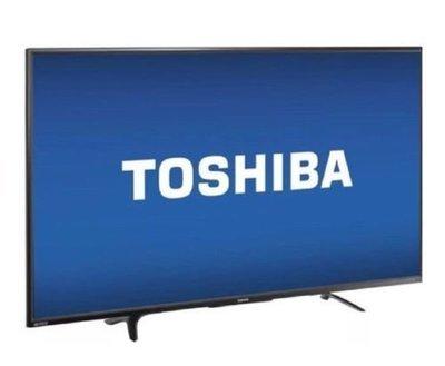 NEW Toshiba 55'' LED Smart tv 2017