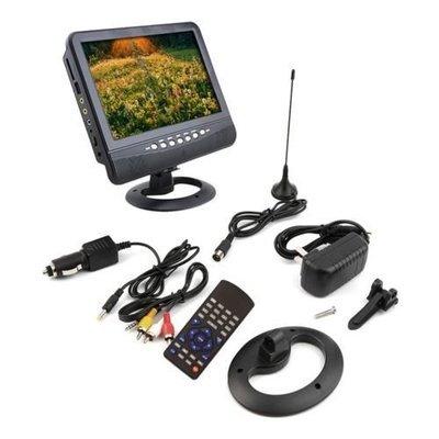7Inch LCD Display Analog TV FM MP3 USB