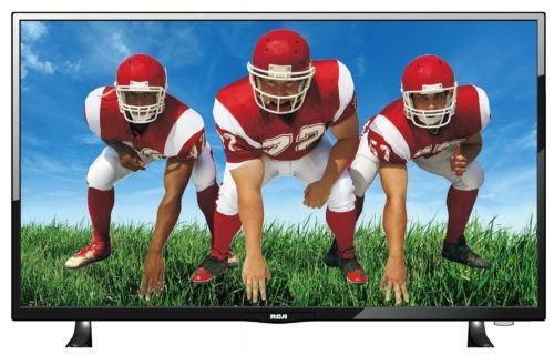 "RCA 39"" 720p HD LED TV with HDMI Input"