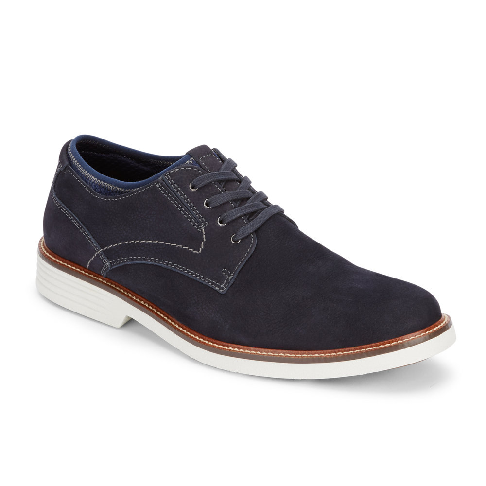 Dockers Mens Parnell Alpha Leather