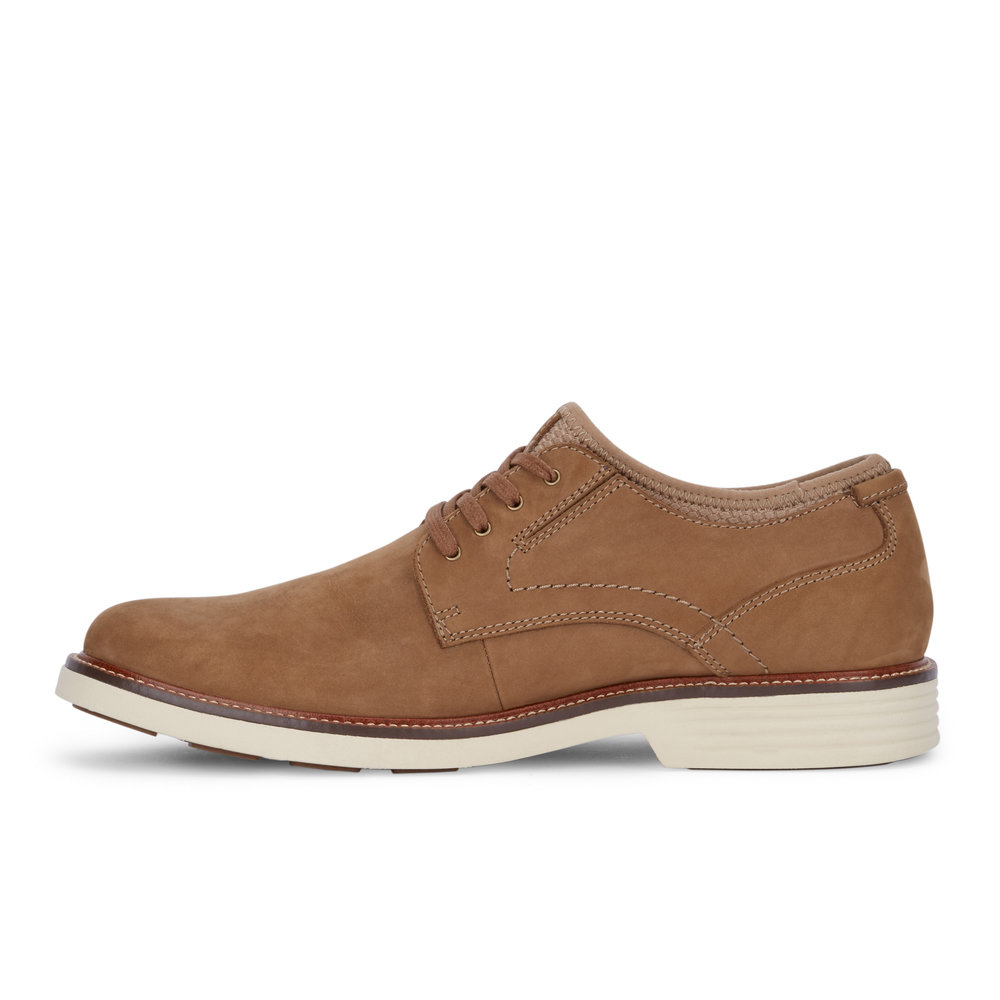 Dockers Mens Parnell Alpha Leather Oxford Shoe