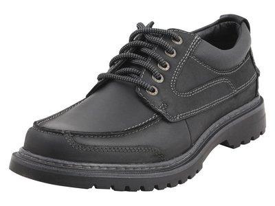 Dockers Men's Overton Black Water Repellent Oxfords Shoes