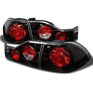 For Honda Accord 4 Door Sedan Black
