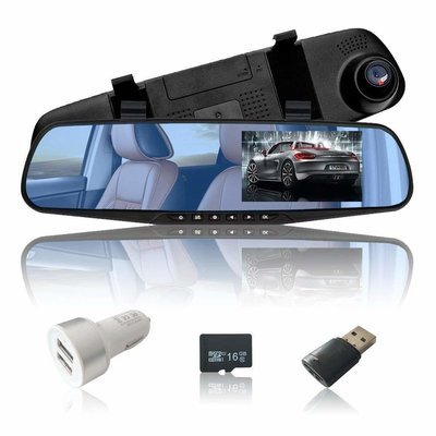 Dash Mirror Cam for Cars