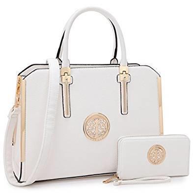 Handle Shoulder Bag 2 pieces