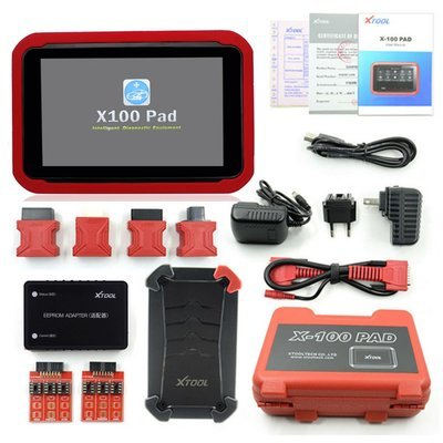 XTOOL X100 Pad Tablet Pro-grammer OBD2Odometer Correction