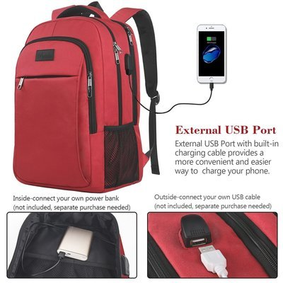 Computer Bag for Women & Men Fits 15.6 inch Water Resistant
