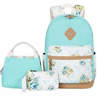 School Backpack Set 3 Pieces