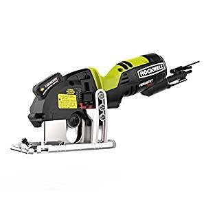 Rockwell RK3440K Saw with Laser