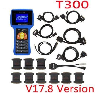 T300 V17.8 Auto Car key maker Programmer Transponder Diagnostic Scanner Key Prog