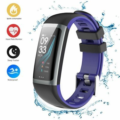 Smart Bracelet with Sleep Monitor