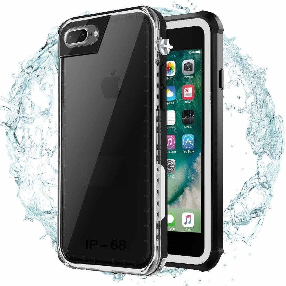 """Water Proof Case for iPhone 6/6S/7/8 Plus 5.5"""""""