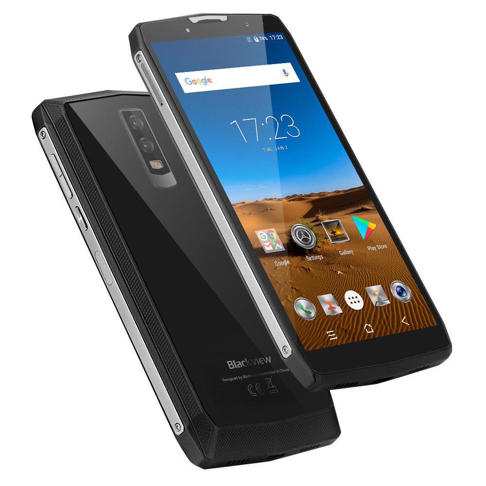 "6"" Blackview P10000 Pro 4G Smartphone 11000mAh Octa Core 4+64GB"