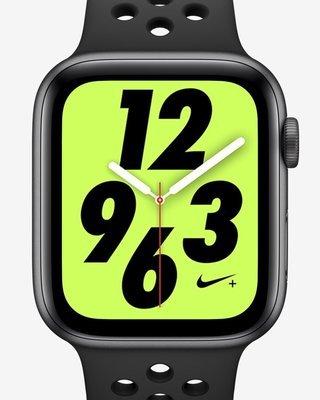 Apple Watch Nike+ Series 4 (GPS)