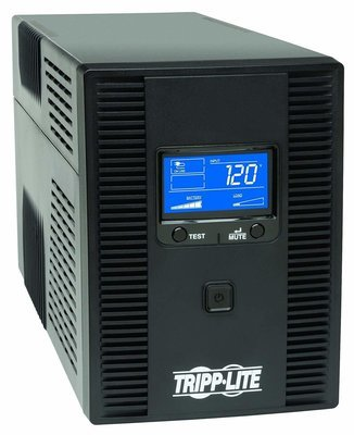 Tripp Lite 1500VA 900W UPS Battery Back Up