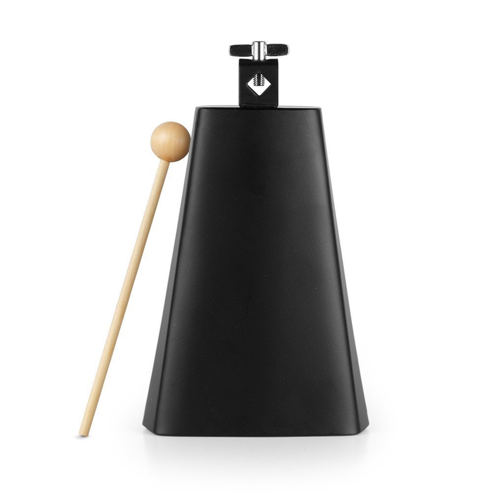 8 inch Metal Steel Cow Bell