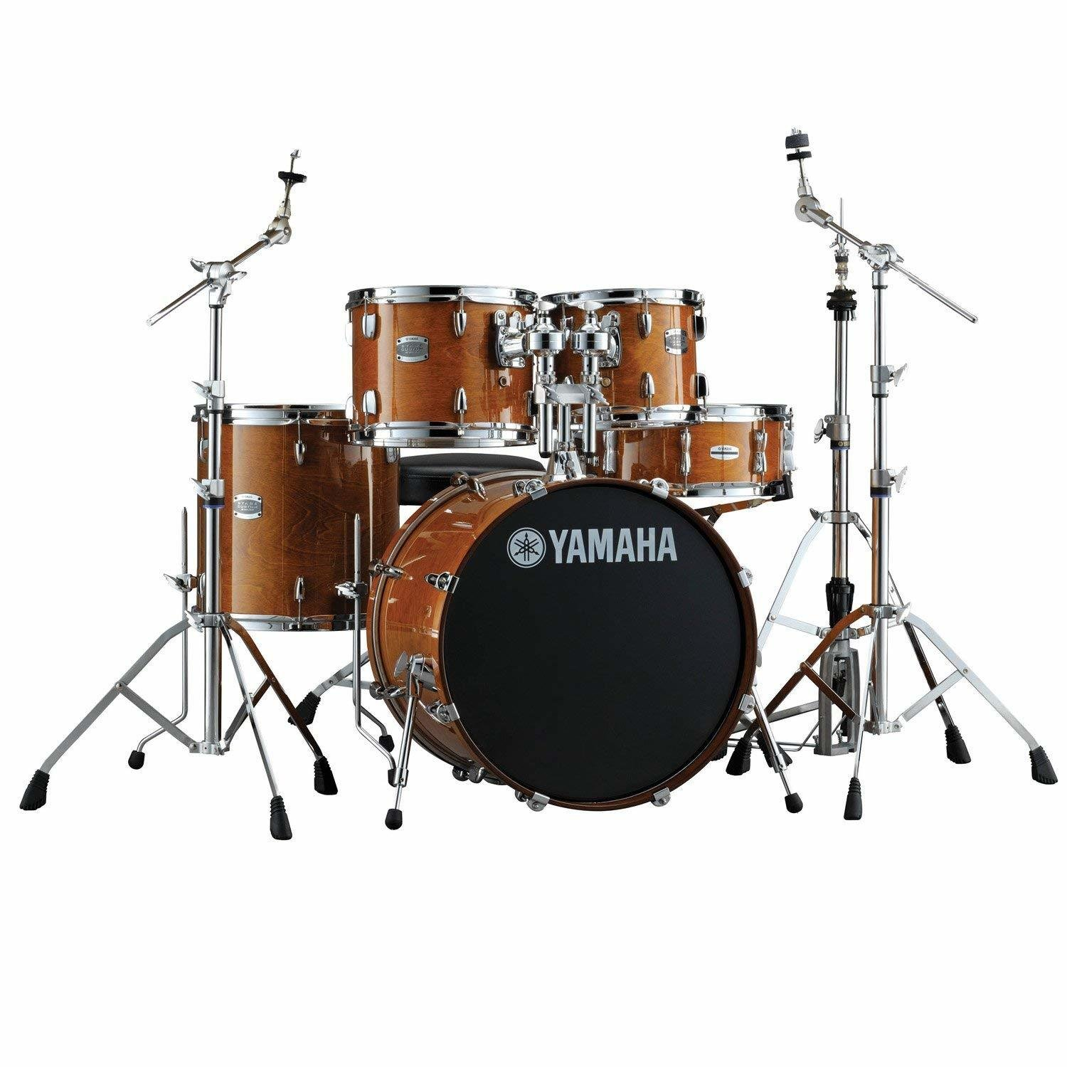 Yamaha Stage Custom Birch Acoustic Shell Pack 5-piece Drum