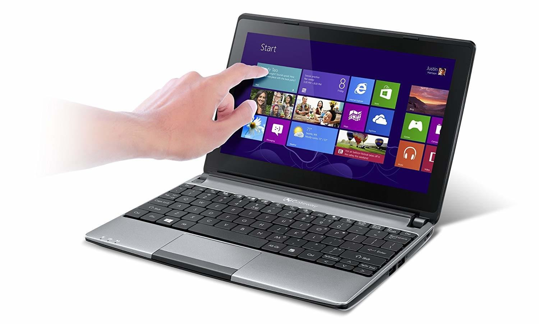 Gateway LT41P07u 10.1-Inch Touchscreen Laptop 500GB