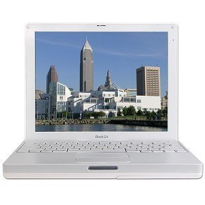 Apple iBook 12.1-Inch Laptop, G4 iBook