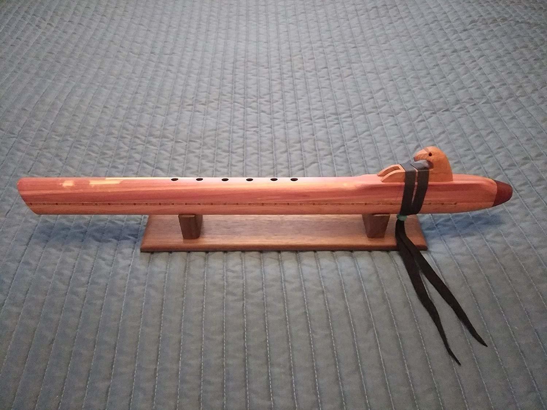 Native American Flute - Bass Key of low C - Handmade - Aromatic Cedar