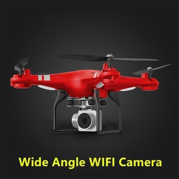 Wifi Drone Splash Auto