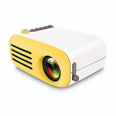 Alimao YG200 Projector Mini Portable Home Theater