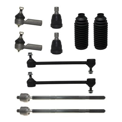 Detroit Axle - New Complete 10-Piece Front Suspension Kit Ford Escape