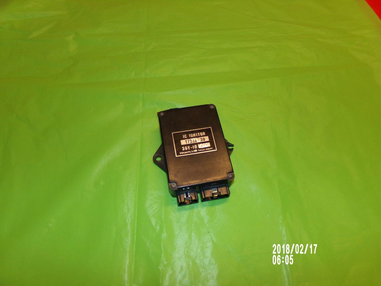 YAMAHA FJ 1100 CDI ECU SPARK BLACK BOX NICE OEM FJ1100