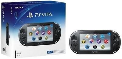 Sony PlayStation Vita WiFi   (PSP)