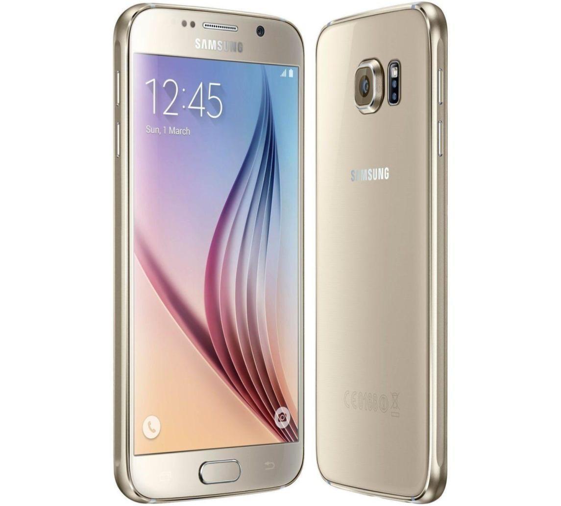Samsung Galaxy S6 - G920 - 32GB - Gold